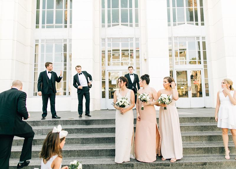 Hollywood Blvd Wedding2