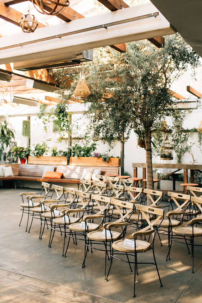 Madera Kitchen Hollywood Wedding